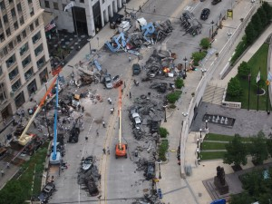 Set of Transformers 3 in Chicago
