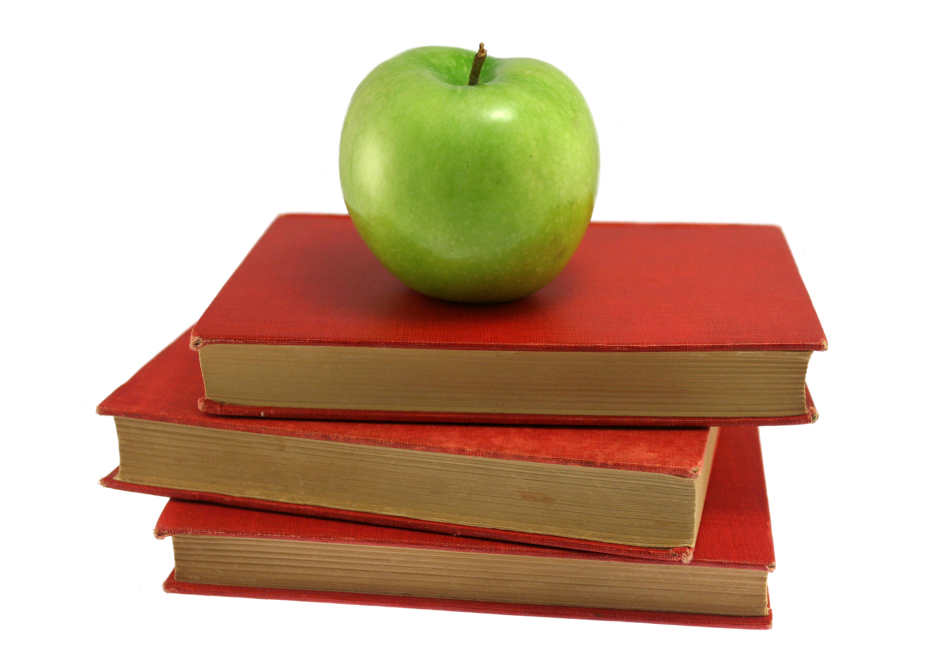 Green Apple on Books : The Chicago Moms